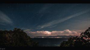 Thunder clouds by cbyn
