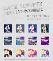 Pack Icons 2 PS Actions by Loviyou