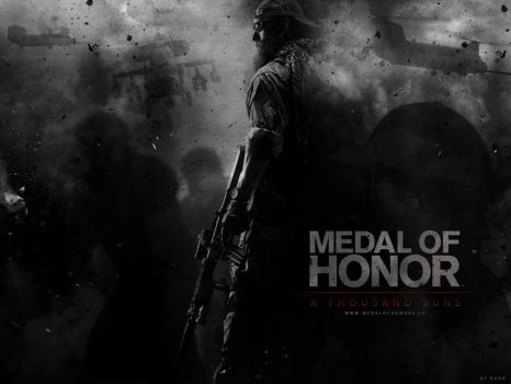 Medal of Honor A Thousand Suns by Vokr