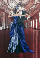 MW13: Bal Masque by Clavelle