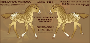 A2024 FHS The Bounty Hunter *Design holder* NEW by 11IceDragon11