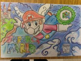 Super Mairo by TheAncientMarnier