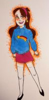 Mabel Pines by a-buttered-scone