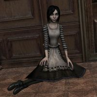 Alice Liddell 2 by enterprisedavid
