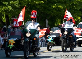 Canada Day Parade Halifax 3 by NoraBlansett