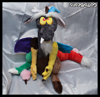 Plush Discord 2.0 by GothyBeans