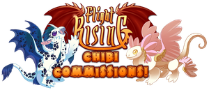 FR Chibi Commissions - CLOSED by Rubilight