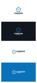 Classic Star Logo by AlinDesign