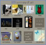 2009 Summary by fading-hologram