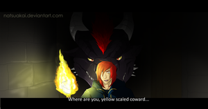 Who are you calling a coward by Natsuakai