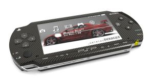 Sony PSP by blade2085