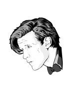 The 11th Doctor by Ravenide