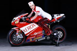 999S  for 2012 season, last true SBK warrior by Romeo-and-Juliett