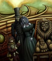 Stoker Family Portrait by Winterflood
