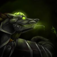 The Mechanical Hound - Fahrenheit 451 by EndoFire
