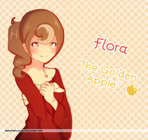 The golden apple by NekoKisshuLover
