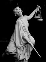 Lady Justice by nwwes