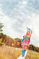 Dark Magician Girl - Perfect Day by akaolive