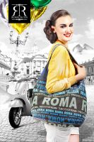 ROBIN RUTH new campaign Rome by SOOO