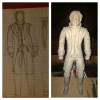Rumplestiltskin w.i.p. Once upon a time by jok3r0314
