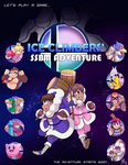 IC 30th Anniversary - Day 31 - SSBM Adventure by TamarinFrog