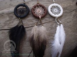 Universe Stars Dream Catchers by TheInnerCat