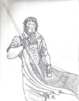 Gambit sketch by MARR-PHEOS