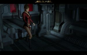 ...Boldly Go... by knight776