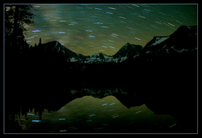 Davis Lake Stars by narmansk8
