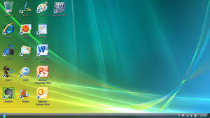 Windows Vista VS for 7 by fofo128
