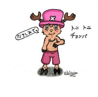 Tony Tony Chopper by Oblivion69