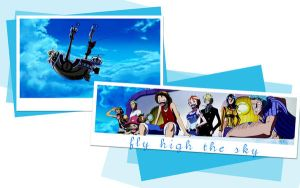 One Piece: Fly by ailend