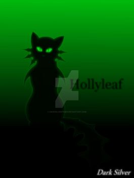 Hollyleaf by DarkSilverTiger