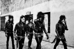 Black Veil Brides by AndyBsGlove