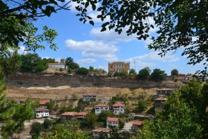 Old Govenment Building of Safranbolu by nigghttmaree