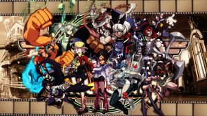 Skullgirls by FARetis