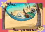 Aloha, Jim by Crispy-Gypsy
