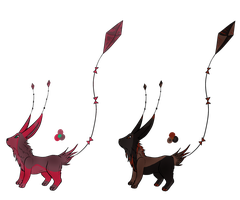 Kite tail adopts by littleadopt