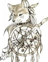 willow wolf by ThePositiveImpact