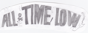 All Time Low logo by nevishere