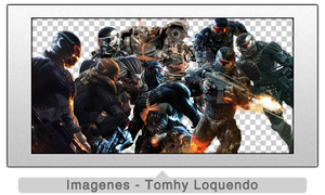 Pack Renders Crysis by TomhyLoquendo