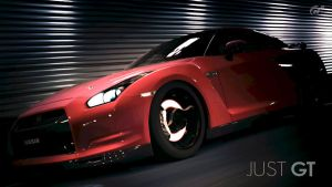 NISSAN GT-R 35 spec-v by ahabezh