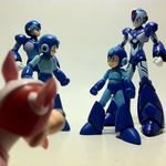 Megamen of all sizes by Dollwoman