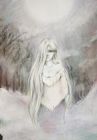 'Neath the Winter Moon by Otherra
