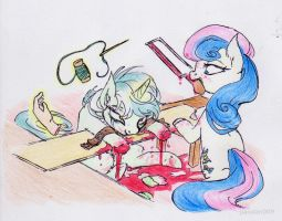 Time For Step Two by pandan009