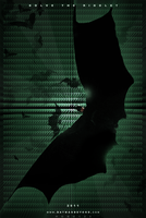Batman 3 Fanmade Poster by hobo95