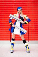 BlazBlue at London MCM Expo by CosplayFever