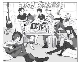 Jam Session by Himbeerfalter