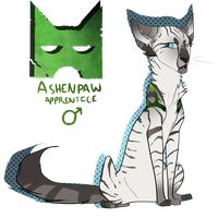 TMW - Ashenpaw's RP tracker by Clockhound
