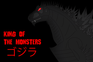 King of the Monsters Promo by Daizua123